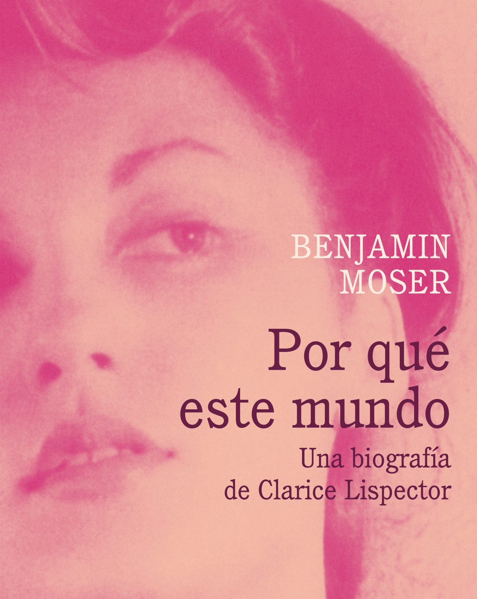 Clarice's biography now has a Spanish edition